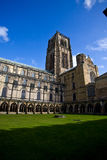 Cattedrale di Durham Immagini Stock Libere da Diritti