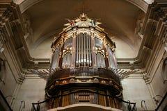Cattedrale di Elche Fotografie Stock