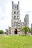 Cattedrale di Ely Immagine Stock
