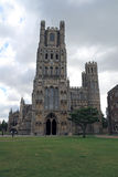 Cattedrale di Ely fotografia stock
