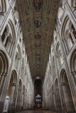 Cattedrale di Ely Immagine Stock
