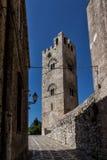 Cattedrale di Erice Immagini Stock Libere da Diritti