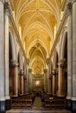 Cattedrale di Erice Fotografia Stock Libera da Diritti