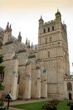Cattedrale di Exeter Fotografia Stock