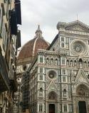 Cattedrale -1a di Firenze immagine stock