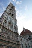 Cattedrale di Firenze Immagini Stock Libere da Diritti