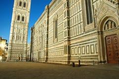 Cattedrale -1a di Firenze Immagini Stock