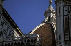 Cattedrale di Firenze Immagini Stock