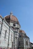 Cattedrale -1a di Firenze Fotografia Stock Libera da Diritti