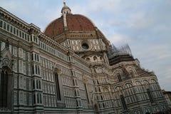 Cattedrale di Firenze fotografie stock