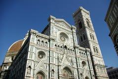 Cattedrale di Firenze - Italia Fotografia Stock