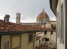 Cattedrale di Firenze, Toscana, Italia Fotografia Stock