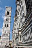 Cattedrale di Florance Immagini Stock Libere da Diritti
