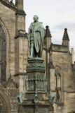 Cattedrale di Giles del san. Edinburgh. fotografie stock