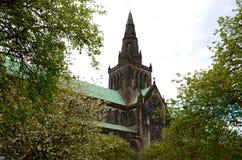 Cattedrale di Glasgow, Scozia immagine stock libera da diritti
