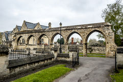 Cattedrale di Gloucester Fotografia Stock