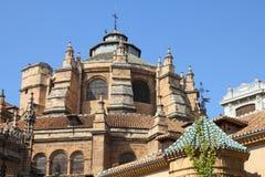 Cattedrale di Granada Fotografie Stock