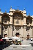 45 - cattedrale di Granada Fotografie Stock