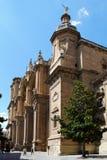 45 - cattedrale di Granada Fotografia Stock