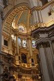 Cattedrale di Granada, Andalusia, Spagna Immagine Stock