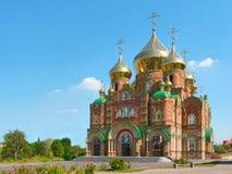 Cattedrale di grande principe St.Vladimir Fotografia Stock