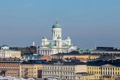 Cattedrale di Helsinky Immagine Stock