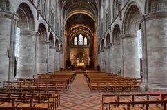 Cattedrale di Hereford Fotografia Stock