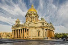 Cattedrale di Isaacs Fotografia Stock