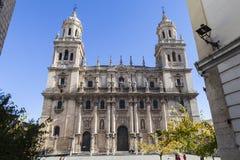 Cattedrale di Jaen, Spagna fotografia stock libera da diritti