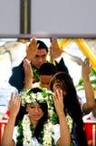 Cattedrale di Josephs del san nel cuoco Islands di Rarotonga Fotografia Stock
