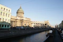 Cattedrale di Kazan Fotografia Stock Libera da Diritti