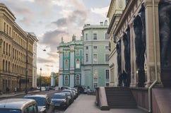 Cattedrale di Kazan Immagine Stock Libera da Diritti