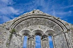 Cattedrale di Kilfenora Immagini Stock
