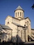 Cattedrale di Koshveti Immagine Stock Libera da Diritti