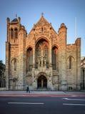 Cattedrale di Leeds Fotografia Stock