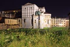 Cattedrale di Lucca Immagini Stock