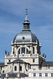 Cattedrale di Madrid Fotografia Stock