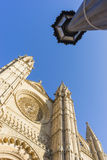 Cattedrale di Maiorca Immagini Stock Libere da Diritti