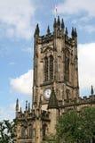 Cattedrale di Manchester Immagini Stock