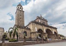 Cattedrale di Manila Immagine Stock Libera da Diritti
