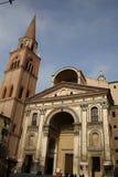 Cattedrale di Mantova Immagini Stock