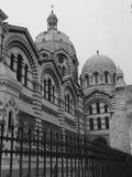 Cattedrale di Marsiglia Fotografie Stock Libere da Diritti