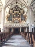 Cattedrale di Merseburg Fotografia Stock Libera da Diritti