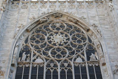 Cattedrale di Milano, cupola, duomo Fotografie Stock Libere da Diritti