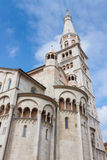 cattedrale di Modena immagini stock libere da diritti