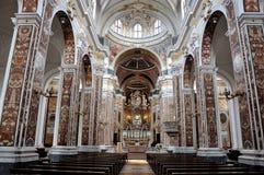 Cattedrale di Monopoli Fotografia Stock