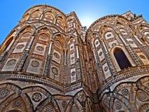 Cattedrale Di Monreale stock afbeelding