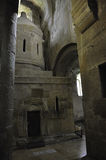 Cattedrale di Mtskheta nella provincia Georgia di Kartli sveti Tskhoveli Immagini Stock Libere da Diritti