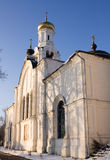 Cattedrale di Nikolsky Fotografia Stock