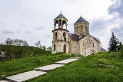 Cattedrale di Nikortsminda immagini stock libere da diritti